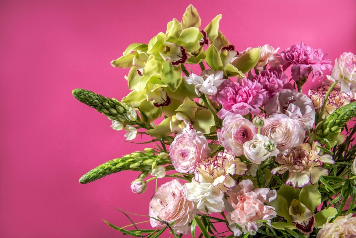 ATAK PELIF – A food stylist, aki már nem csak étellel játszik, hanem virágokkal is