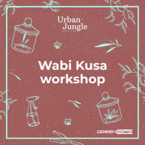 Wabi kusa workshop
